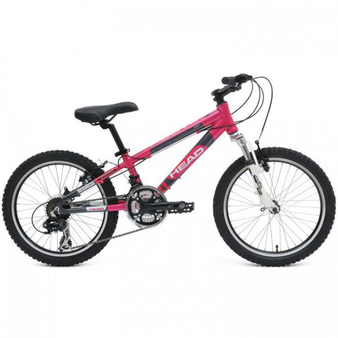 "Head Above G20 20"" 21 Speed Girl'S Mtb Mountain Bike, Pink - Buy Online"