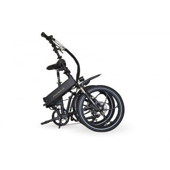 Joulvert Stealth 36V 350W Lithium Powered Folding Electric Bike - Buy Online