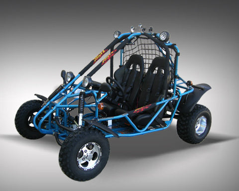 KANDI USA 200CC 2 Seat Off Road Gas Go Kart,  KD 200GKA 2 - Buy Online