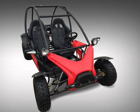 KANDI USA 200CC 2-Seat Off-Road Gas Go Kart - KD-200GKJ-2 - Buy Online