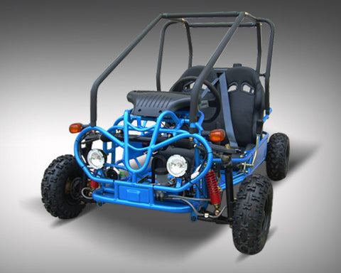 KANDI USA 125CC 2 Seat Off Road Gas Go Kart - KD 125GKG 2 - Buy Online