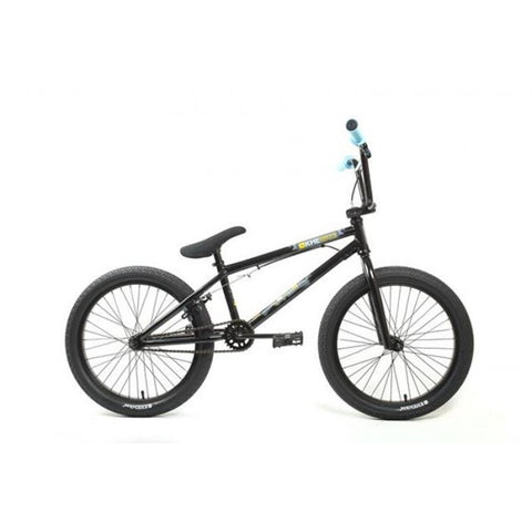 KHE Park One Freestyle Boy's BMX Bicycle - Black - Buy Online