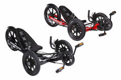 TRIKE UNIVERSE KMX K-3 KIDS Recumbent Trike, For Children 4-10 Years Old - Buy Online