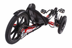 TRIKE UNIVERSE KMX K-3 KIDS Recumbent Trike, For Children 4-10 Years Old