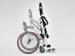 Wheelchair 88 Leo II Lightest Standing Manual Wheelchair