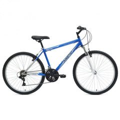 "Mantis Raptor M 26"" 21 Speed MTB Mountain Hardtail Bicycle Blue - Buy Online"