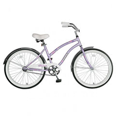 "Mantis Malana 24"" Ladies Women's Cruiser Step Through Bicycle - Buy Online"