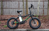 Image of Big Cat Mini Cat XL 500 Fat Tire Lithium Powered Electric Bike - Buy Online