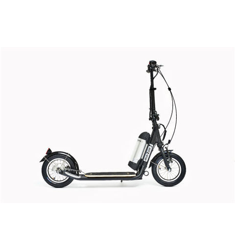 ZUMAROUND MINIZÜM ELECTRIC PUSH SCOOTER, GRAY/WHITE/BLACK - Buy Online