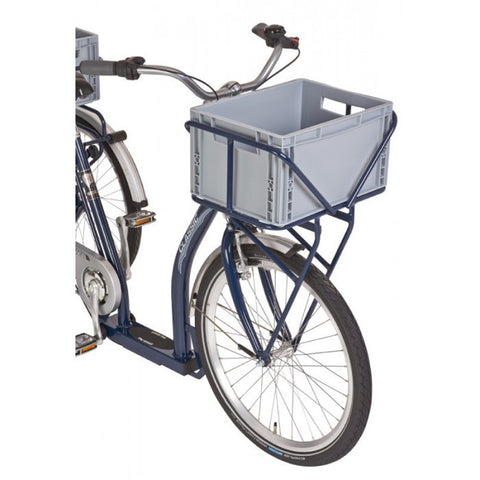 "Pfiff Classic Nexus 3 24"" Wheels Transportation Step-Through Adult Tricycle - Buy Online"