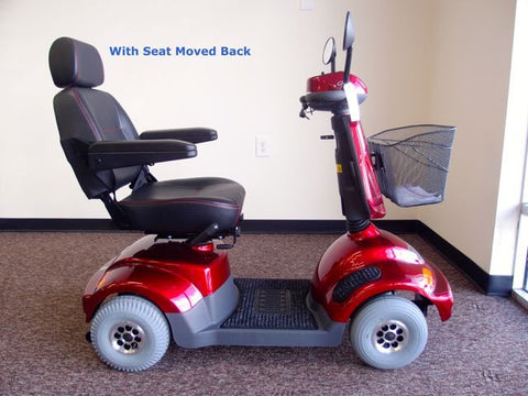 Heartway PF2 Bolero Heavy Duty 4 Wheeled Electric Mobility Scooter - Buy Online