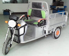 PET 500W 12V 20Ah Three Wheeled Electric Cargo Truck WC - Buy Online