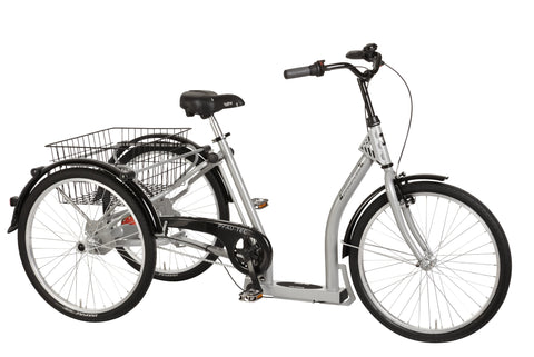 PFIFF Eco Step Through Frame Aluminum Wheels Tricycles Trikes - Buy Online