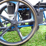Wheelchair 88 Foldawheel PW-800AX Light Foldable Power Wheelchair - Buy Online
