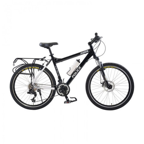 "Force Perimeter Police Patrol 26"" 24 Speed Mountain Bike - Buy Online"