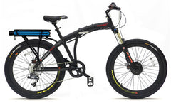 PRODECOTECH PHANTOM X LI V5 36V 9Speed Folding Electric Bicycle - 300W - Buy Online