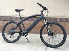 PRODECOTECH PHANTOM X R V5 36V 600W Electric Bicycle - Aluminium Frame 20MPH