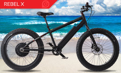 PRODECOTECH REBEL X V5 36V 600W Fat Tire Electric Bicycle