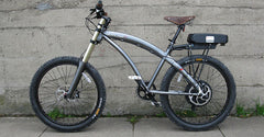 PRODECOTECH OUTLAW EX V3.5 8 Speed 9Ah Electric Bicycle - Aluminium Frame