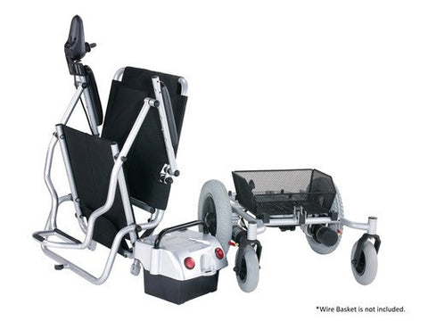 Heartway P15S Puzzle Portable Foldable Electric Wheelchair - Buy Online