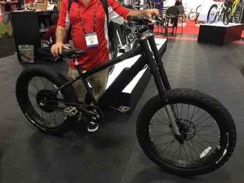 PRODECOTECH REBEL X V5 36V 600W Fat Tire Electric Bicycle - Buy Online