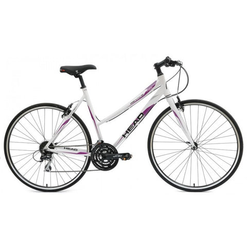 Head Revive L Women'S 24 Speed 700C Step-Through Hybrid Road Bicycle - Buy Online