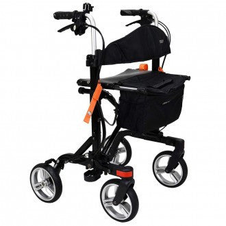EV RIDER Move-X Rollator, Blue/Black - Buy Online