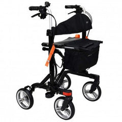 EV RIDER Move-X Rollator, Blue/Black