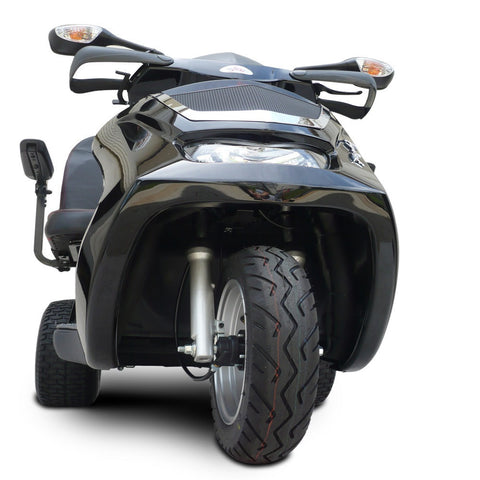 EV RIDER ROYALE 3 Cargo Electric Mobility Scooter, ROYALE3-CARGO - Buy Online