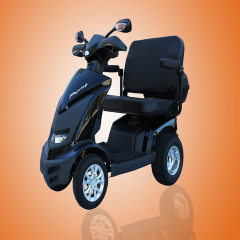 EV RIDER ROYALE 4 Dual Seat Cargo Electric Mobility Scooter, ROYALE4-CARGO - Buy Online