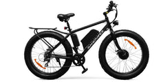 SSR Motorsports Sand Viper 350W Lithium Powered Fat Tire Electric Bike
