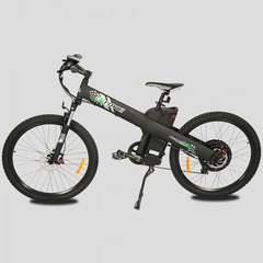 "E-GO Seagull 26"" 350W 48V 13Ah Samsung Lithium Powered Electric Bicycle LIME GREEN - Buy Online"