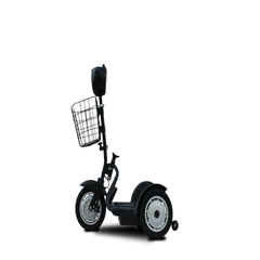 EV RIDER STAND-N-RIDE Electric Mobility Scooter, BLACK, EV-SNR - Buy Online