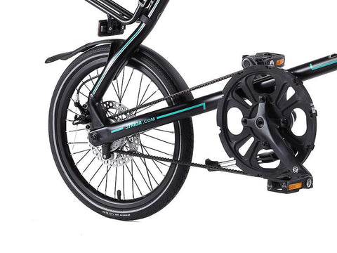 Strida SX Compact Folding Bike - Buy Online