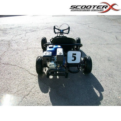 SCOOTERX SPORT KART 6.5HP OFF ROAD GO KART - Light Off-Road Use - Buy Online