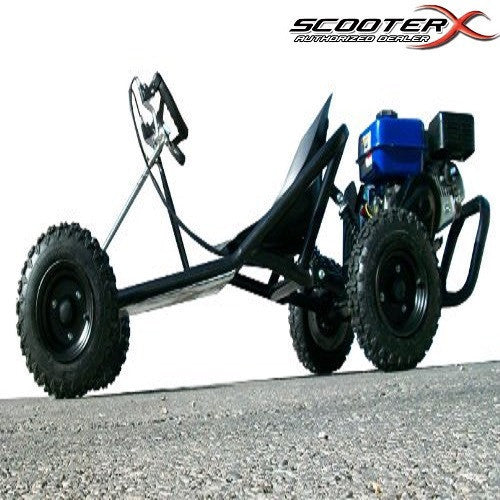 SCOOTERX SPORT KART 196cc 6.5HP Off Road Go Kart Light, TAKE $20 OFF ...