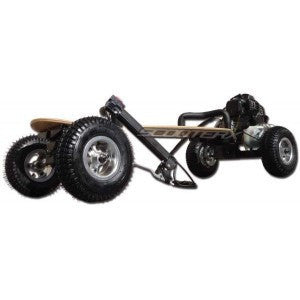 ScooterX SkaterX 49CC Bamboo Wooden Deck Dirt Tires Gas Skateboard, SX-05 - Buy Online
