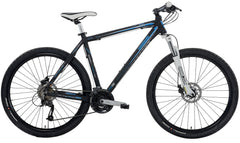 Lombardo Sestriere 350M 27.5 Men'S Mountain Bicycle, 99% Assembled, Black - Buy Online