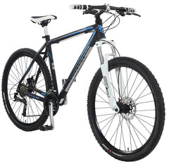 Lombardo Sestriere 350M 27.5 Men'S Mountain Bicycle, 99% Assembled, Black