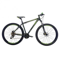 "Lombardo Sestriere 350M 29"" Men'S Mountain Bicycle, 99% Assembled, Black - Buy Online"