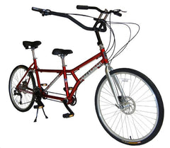 Buddy Bike Sport Adult Child Special Needs 30 Speed Aluminum Tandem Bicycle