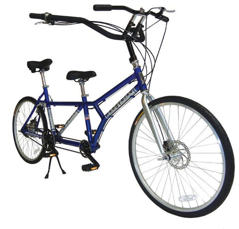 Buddy Bike Sport Deluxe Adult Child Special Needs Nuvinci Aluminum Tandem Bicycle - Buy Online