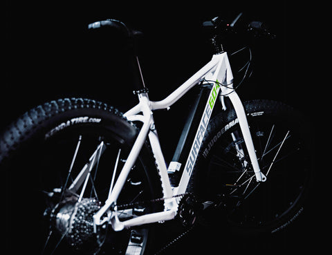 Surface 604 Boar 36V Fat Tire Lithium Electric Mountain Bike - Buy Online