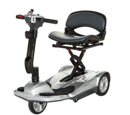 EV Rider Transport AF Automatic Folding Electric Mobility Scooter S21A