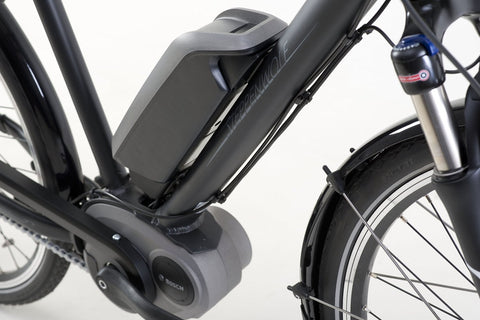 Steppenwolf Transterra 400W Aluminum Frame Wave E1 Electric Bicycle - Buy Online
