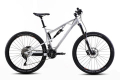 Steppenwolf Tycoon Ltd Pro Full Suspension Bicycle - Buy Online