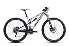 Steppenwolf Tyler Ltd Pro Full Suspension Bicycle - Buy Online