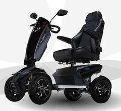 EV Rider Heartway Vita Sport S12S 4 Wheel Electric Mobility Scooter