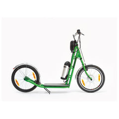 ZUMAROUND ZÜM ELECTRIC PUSH SCOOTER, GREEN/YELLOW/BLUE/BLACK/RED - Buy Online