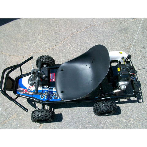 SCOOTERX SPORT KART 196cc 6.5HP Off Road Go Kart Light Off-Road Use